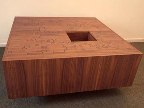 【创意设计】BCXSY魔方桌 - 798 - 798