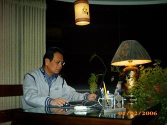 幸福 2007年3月27日
