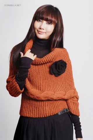寒风中 - Daphne - 爱编织Crochet Knitting