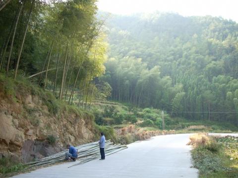 智仁山区笔记(3)----边贫山区过重阳 - 山水悠游 - 山水悠游的博客