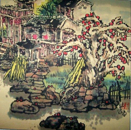 乡村记忆系列 - 书画家罗伟 - 书画家罗伟的博客