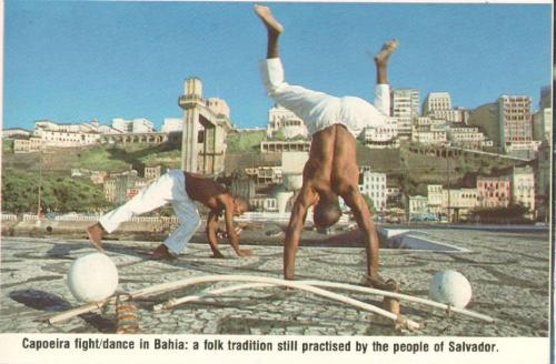 卡波卫勒(Capoeira)-巴西战舞 - 大鹏 - 爱熊说——健身达人VS时尚先生
