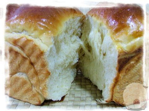 超级软的65℃烫种北海道土司 - 快乐的猪 - 一个小女人的幸福生活