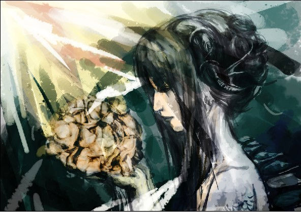 ……人鱼作业~我是低产帝……坑无数…… - 焦糖布丁 -