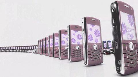 【转载】XSI 7制作的黑莓手机广告 - Antonieo - Antonieos