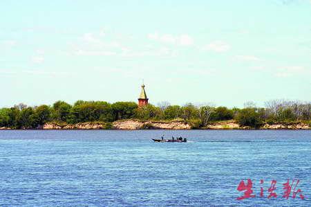 俄罗斯称将在8月把黑龙江上两岛移交中国(图)