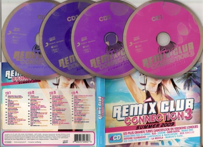 Remix_Club_Connection_3_(Summer_2009)-4CD-2009 - 意大利铁匠 - 分享劲爽节奏--XINBO21