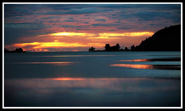 南岛(十七)达尼丁至奥玛鲁路上 - 人走茶凉 - 人走茶凉的博客