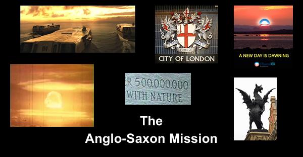 盎格鲁·撒克逊使命: 第三次世界大战与新世界遗产继承 - 异域深寒 -
