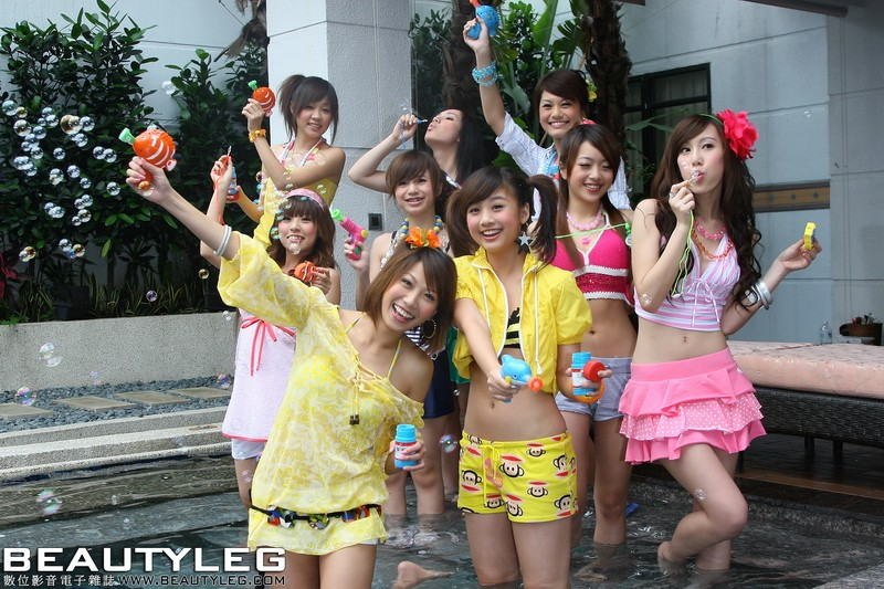 [MM]今日女孩---黑涩会美眉(简介篇) - 玩美掌门 - Perfect Girls