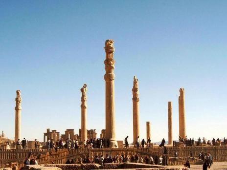 伊朗波斯波利斯(Persepolis)古城