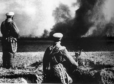 战火岁月(之一)  入朝后血与火、生与死的切身感受      (王惠村) - 战友 - 松林岗的博客