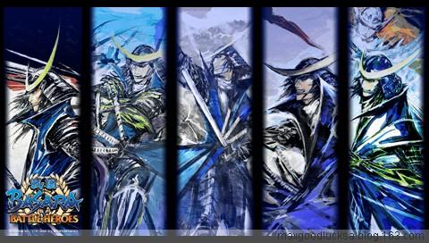 basara-battle hero 4月9发售!官方壁纸~ - maxgoodlucksa - sa耽と声sa