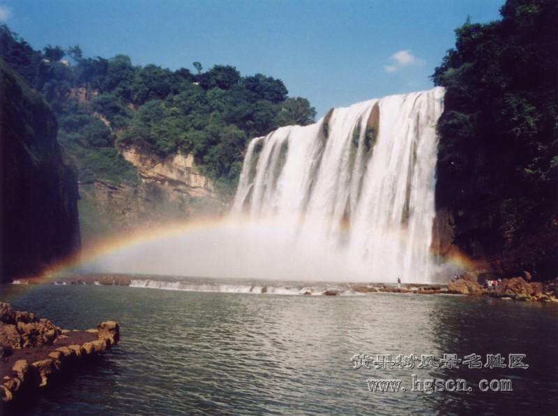 黄果树瀑布   黄果树瀑布   黄果树瀑布   黄果树瀑布夜景   高清图片