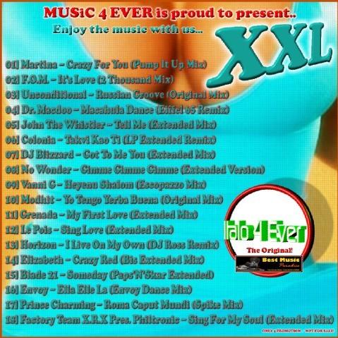 VA-Italo_4_Ever-Classics_XXL_38--40 - 意大利铁匠 - 分享劲爽节奏--XINBO21