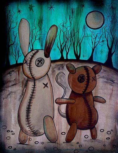 兔子神经结构图