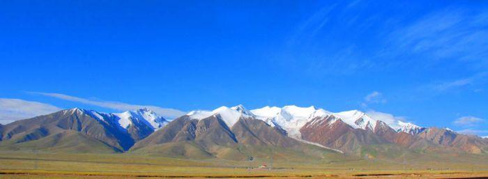 青藏高原--美丽的人间天堂 - zhouhaijunxm - 笑月