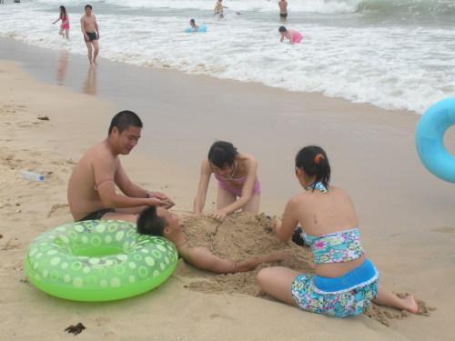 阳光.海水.沙滩.美女(海南之PP) - wzs325 - 王志顺