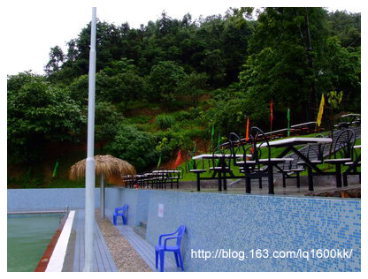 山中美玉——古寨沟水库、泳池 - lq - LQ的博客