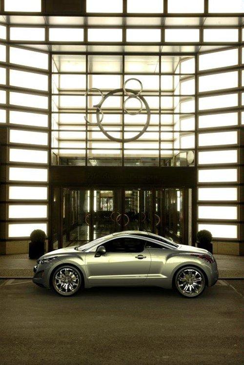 标致308RC Z概念车曝光 将亮相法兰克福 - 听雪 - 听雪。。。的声音