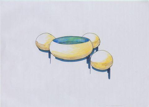 设计的家具2 手绘