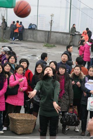 09年元旦教职工趣味运动会(原创) - 乐天 - 乐天
