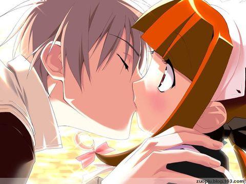 大家都来接吻吧(第7组·未完成) - 我是左季雪 - 无限学园动漫图片社区