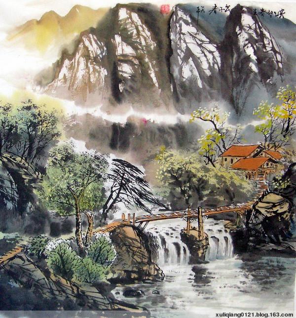 【诗词】西江月·曾经岁月并序 空谷山人/文 - 空谷山人 - 空谷山人的博客