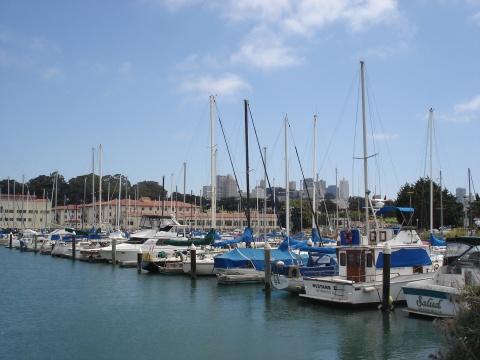 [原创]  到美国旅游观光---旧金山一日游 - 阳光月光 - 阳光月光