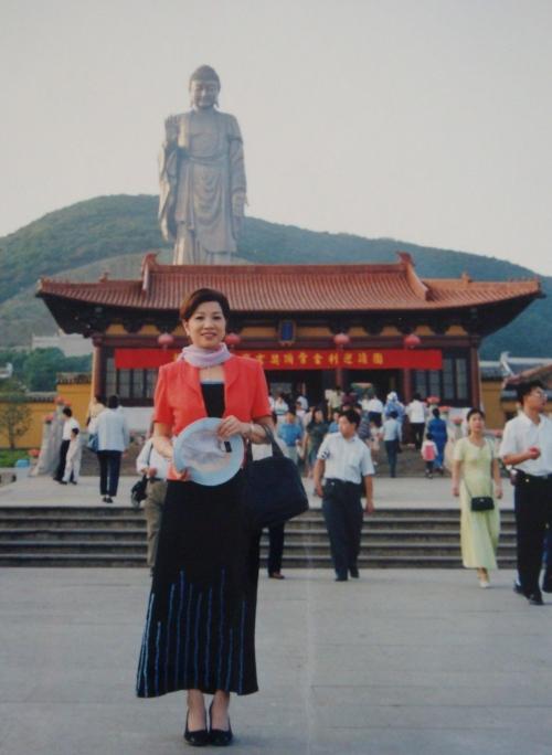 泰琪峰的正气篇之二:诗三首 - 永远中国心 - 爱国华裔企业家段琪桂女士的千古奇冤