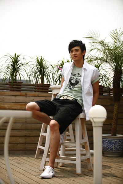 2007第八届CCTV电视模特大赛参赛选手资料(1)——王海涛 - rjxkfi258 - rjxkfi258的博客