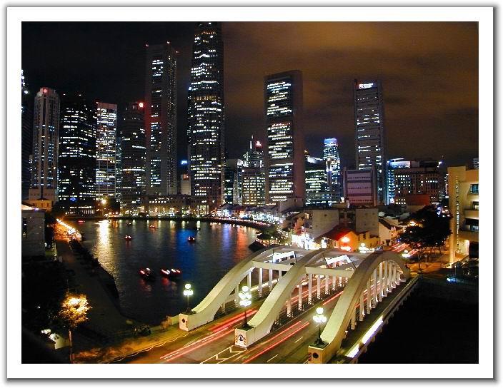 城市夜景 - 新博者 - 博扫天下