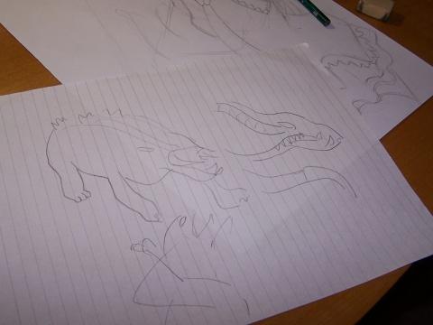 画(10):全過程回放 - 怀抱比卡丘的初音戰士 - 蓝桑的画中话 - 画中话*话中画