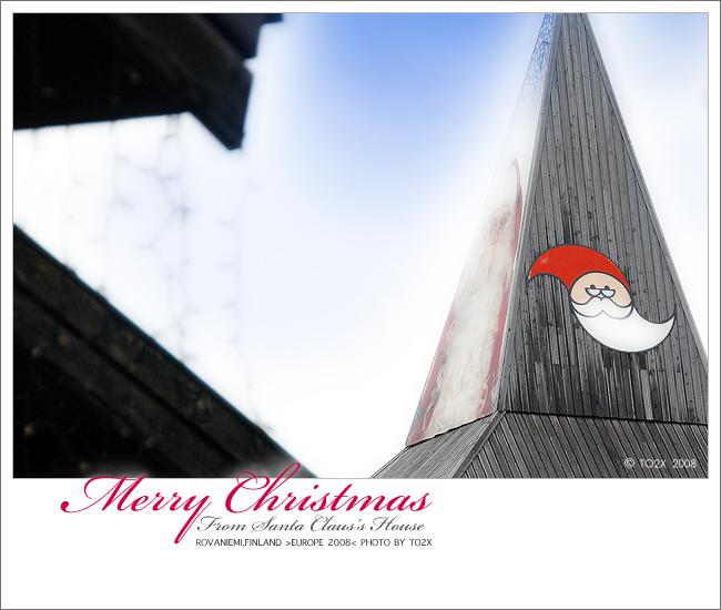 (原)_来自圣诞老人村的问候_ - TO2X - .