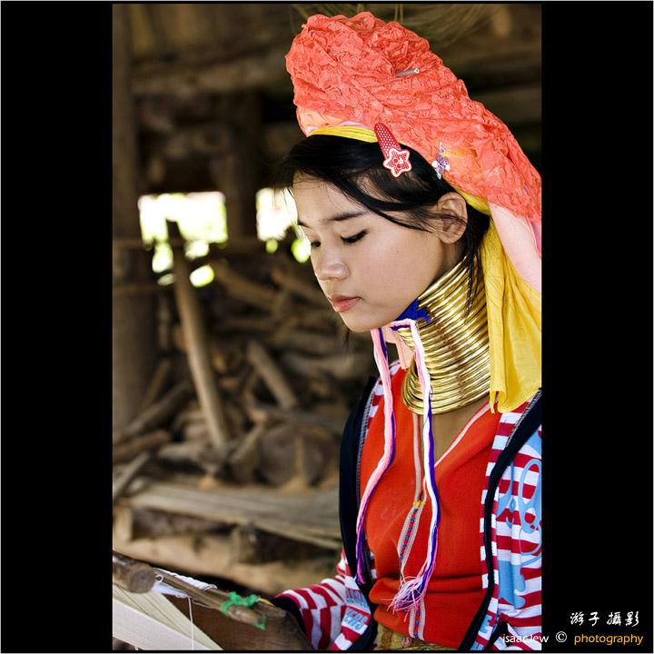 【原创摄影】长颈族 - 游子 - 游子的博客