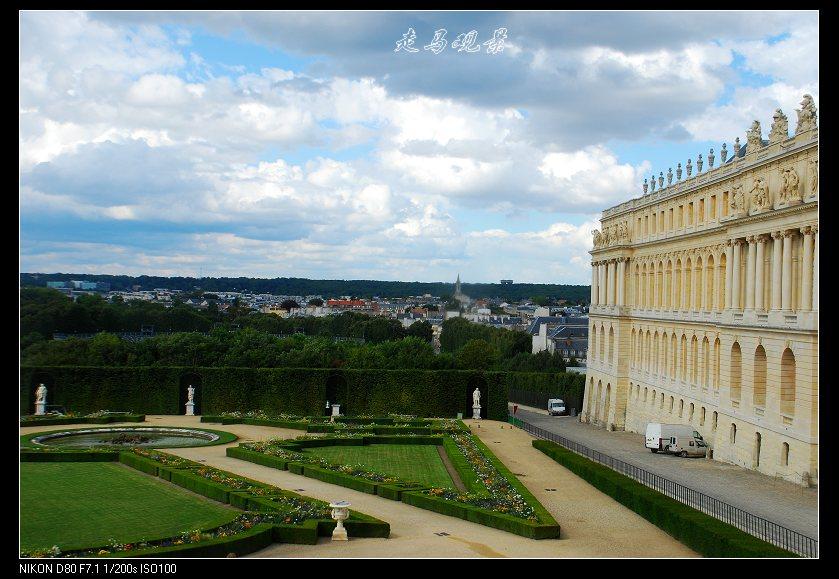 凡尔赛和枫丹白露 - 西樱 - 走马观景