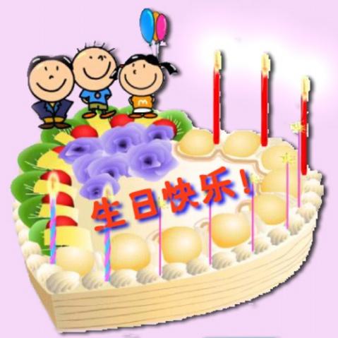 生日图片素材二  - Q仔 - Q仔*网易博客