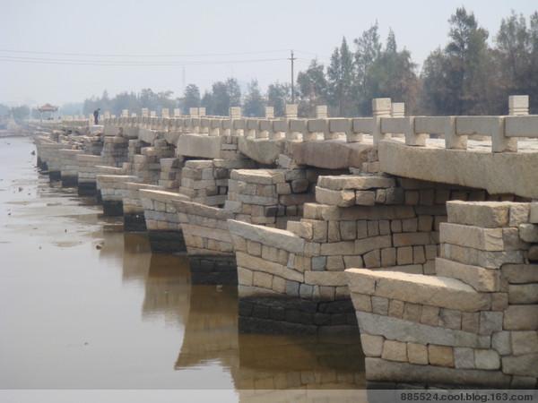 引用 晋江安平桥-(五里桥有照片)图片