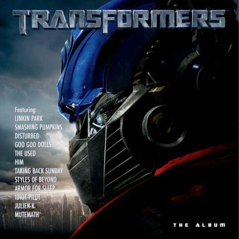 VA-Transformers (OST) 2007 (电影变形金刚原声大碟) - Neverever` - 傻逼乐园
