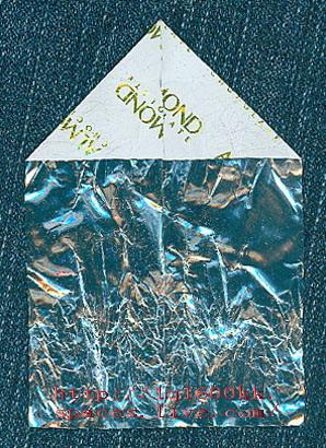糖果纸五角星 - lq - LQ的博客