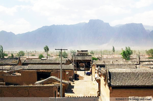 (原创)古文化古堡---宋家庄 - 石岭秋云 - 石岭秋云的摄影博客