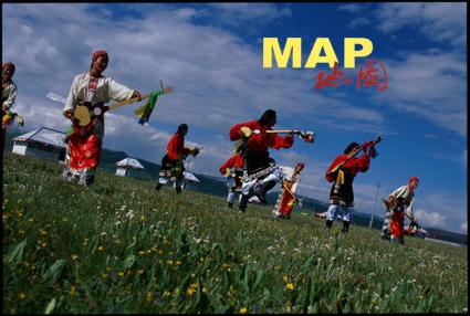 《地图》杂志2007年第4期(2007年7月15日出版) - 《地图》 - 《地图》杂志官方博客