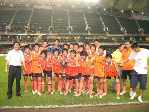 2007年广东日之泉 - 无情云吞面 - 广东职业化足球历史