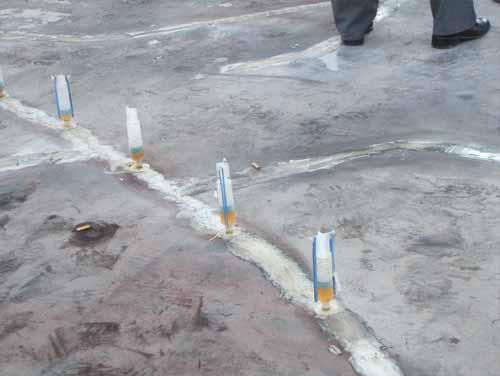 深圳裂缝灌浆防水补漏补强施工方案 - 惠州植筋加固公司 - 惠州植筋加固公司