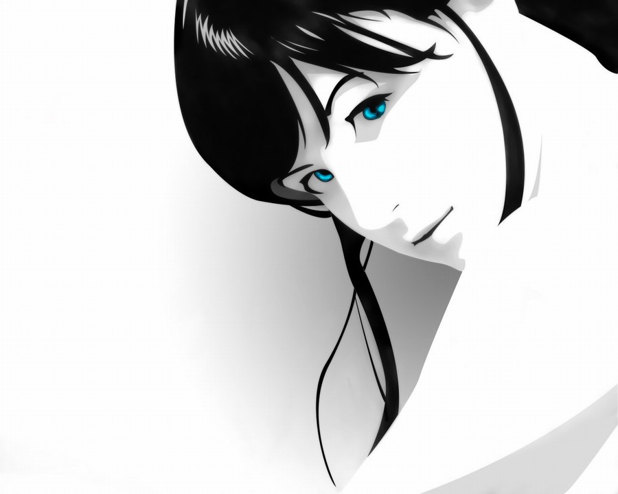 引用 美女插画 - 7 - 荷塘月色 - 荷 塘 月 色