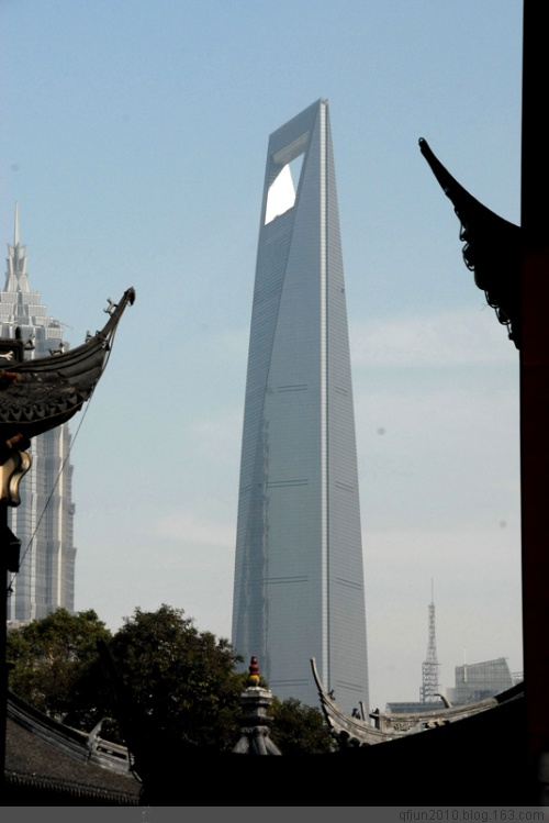 镜头里的上海高度 - qfjun2010 - qfjun2010的博客