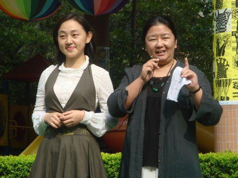2007年11月18日上午活动剪影 - yetongmama - 叶童妈妈(佟春凤老师)