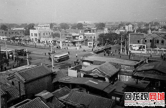 北京老照片:西单 - 阿德 - 图说北京(阿德摄影)BLOG