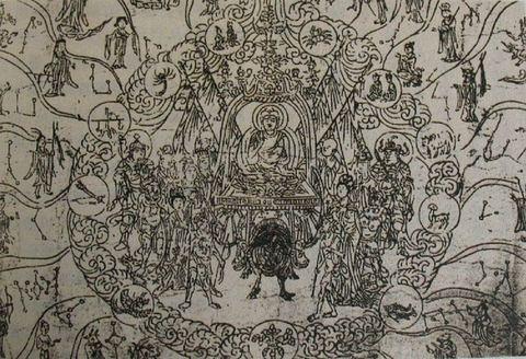 晋东南寺观装饰札记 - 梳篦巷 - 梳篦巷的博客