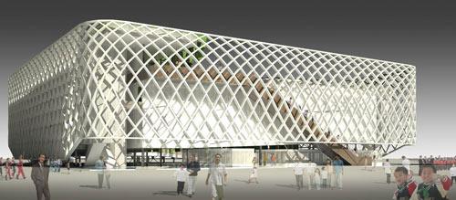 2010年上海世博会世界各国展馆展示 - 善平居士 - 善平居士的博客